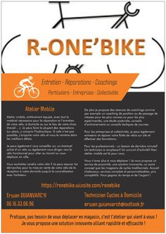 R-One'Bike est une solution innovante alliant rapidité et efficacité ! – Breizh Cyclisme Vidéos