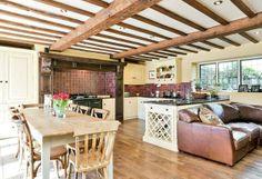 Amazing country kitchen #houseenvy