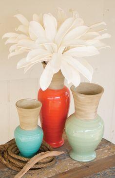 Hawaiian Sunset Vases