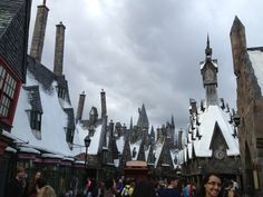 The Wizarding World Of Harry Potter - Hogsmeade in Orlando, FL