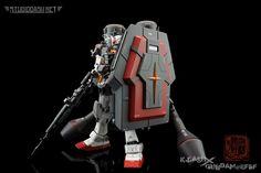 Custom Build: 1/100 RX78-2 SOLOMON EXPRESS G2 VER.DASH - Gundam Kits Collection News and Reviews