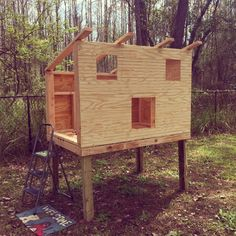 Building a chicken coop is hard work Chicken Coop Designs, Building A Chicken Coop, Plan My Wedding, Farming, Poultry, Nice, House Styles, Garden, Blog
