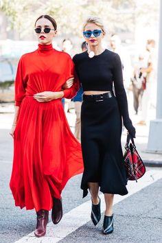 Rotes kleid kate in berlin