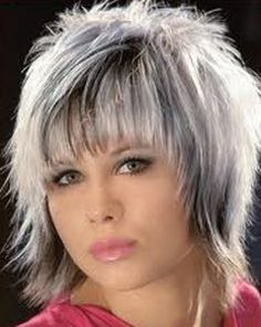 transitioning to grey hair from light brown - Google Search