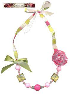 Girl's Necklace Children's Jewelry Little Girl's by jadoregigi, $23.50