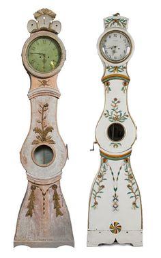 Swedish Mora Clocks, Keywords:Gustavian, Gustavian Furniture, Distressed Furniture, Country French Furniture, Shabby Chic Furniture, Scandinavian Design, Nordic Style, Swedish Furniture, Swedish Decorating, Mora Clocks