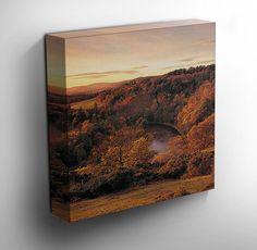 River Tweed - Scotland Canvas Artwork.