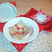 ww Cute ANY-Size Bowl Hotpads! - via @Craftsy - great idea keep those soup bowls from burning you!!