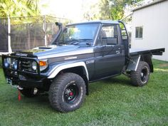 toyota land cruiser 75 series ute - Google Search