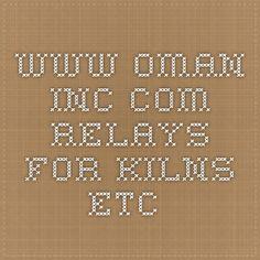 www.oman-inc.com  relays for kilns etc.