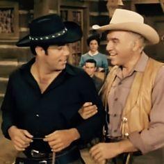"Adam & Pa from ""The Horse Breaker"""