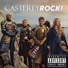 Kami dari..... CASTERLY ROCK! Siap guncang duniaaa!