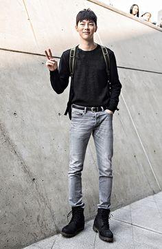 권현빈 > Street Fashion | 힙합퍼|거리의 시작 - Now, That's Street