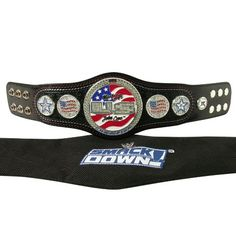 Molded from the actual belt, the WWE John Cena Word Life U. Championship mini belt is an exact-scale replica that measures 12 inches long. Wwe United States Championship, Wwe Belts, Wwe Roman Reigns, Wwe Tna, John Cena, Professional Wrestling, Wwe Wrestlers, Mini, Scale