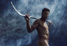 Hockey Hunks: Joffrey Lupul...NAKED!!!