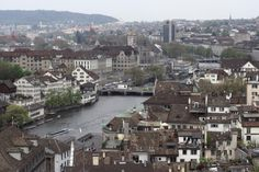 OLD TOWN ZURICH Zurich, Old Town, Switzerland, Travel Tips, River, Architecture, Outdoor, Old City, Arquitetura