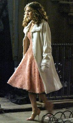 my fav dress ever from sex and the city