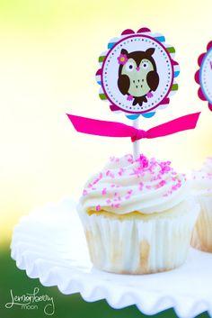 Cupcake // Coruja // Formatura