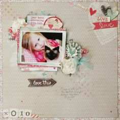 Ive Been Checking You Out - My Creative Scrapbook by Kris Berc http://@Kari Jones alissa Peas in a Bucket