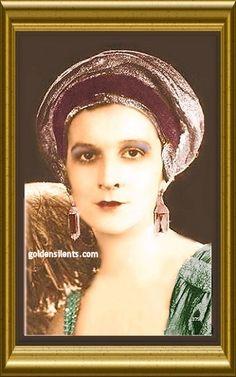 Carol Dempster, silent movie actress 1901-1991