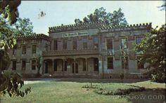 Old Richmond Academy Building, 500 Block of Telfair Street Augusta Georgia 1802---1926