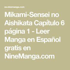 Mikami-Sensei no Aishikata Capítulo 6 página 1 - Leer Manga en Español gratis en NineManga.com