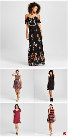 Shop Target for dresses you will love at great low prices. Free shipping on orders of $35+ or free same-day pick-up in store. Cute Business Casual, Tiered Dress, 24th Birthday, Birthday Ideas, Pretty Outfits, New Dress, Target, Fashion Looks, Short Sleeve Dresses