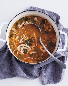 Chicken-Chile Stew Recipe