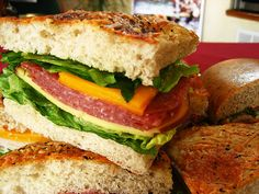 Sandwiches! Sandwiches! Sandwiches!