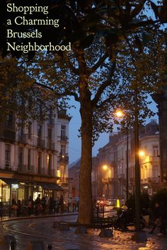Shop for indie fashion and discount designer shoes in Brussels Ixelles neighborhood.