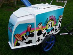 Icy Udder Ice Cream Bike 1