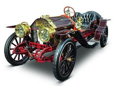 1908 Simplex 50 Speed Car