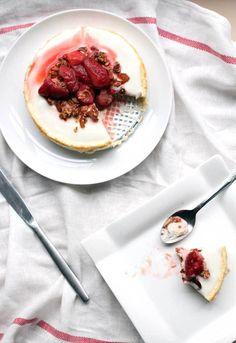 Ultimate Healthy Cheesecake // The Pancake Princess