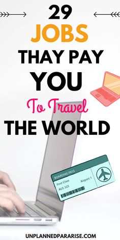 Do you wish you could travel more? Wondering how others maintain a life full of travel? Find out how I make money while traveling, how other travelers get paid and how you can do it too! Travel Careers, Travel Jobs, Ways To Travel, Work Travel, Work Abroad, Study Abroad, Girl Life Hacks, Girls Life, Cabin Crew