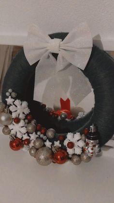 Christmas Wreaths, Christmas Crafts, Christmas Decorations, Christmas Tree, Holiday Decor, Home Decor, Teal Christmas Tree, Decoration Home, Room Decor