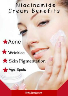 Is Niacinamide a dream for acne, skin pigmentation and other skin issues? #niacinamidecream #skinwhitening #acne #skincare