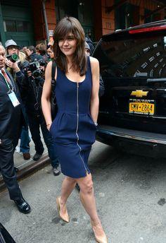 Elegante, Katie Holmes vai ao Festival de Cinema de Tribecca | Celegram