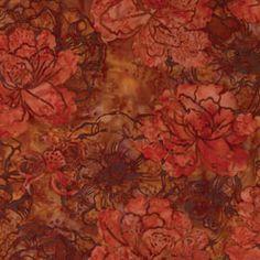 hoffman sunset batik