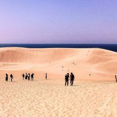 This is not Sahara.