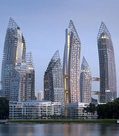 High rise building projects