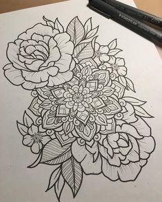 For Susanne #art #design #penandink #handdrawn #sketch #instafineliner #mehndi #mehnditattoo #mandala #mandalatattoo #lineart #tattooart #domholmestattoo #theblacklotusstudio #iblackwork #instaart #blxckmandalas #beautiful_mandalas