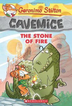 Geronimo Stilton Cavemice #1: The Stone of Fire by Geroni... https://www.amazon.com/dp/0545447747/ref=cm_sw_r_pi_dp_x_w0gxyb9KFNDJ4