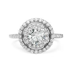 1.71 F SI1 ROUND CUT DIAMOND ENGAGEMENT RING 14K WHITE GOLD http://www.larrysfinejewelryinc.com