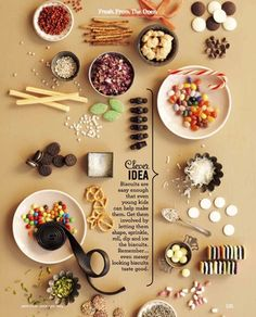 Food Magazine May 2015 Issue by Creative Director of Food Content Web Design, Food Design, Print Design, Bakery Design, Graphic Design Inspiration, Food Inspiration, Magazine Layout Design, Magazine Layouts, Food Banner