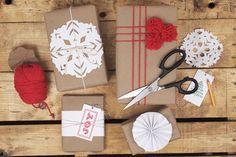 Noël : des idées pour un emballage original | BricoBistro