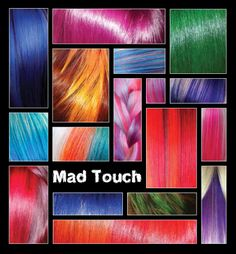 SUBRINA MAD TOUCH COLOR CHART