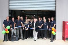 On Friday 26 November the champagne flowed as we opened our new Replas Resource Centre in Carrum Downs, Victoria. The multi-million dollar investment was opened by The Hon Bruce Billson MP and the centre is now one of the largest recycled-plastic distribution centres in the southern hemisphere.
