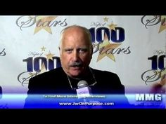 Richard Dreyfuss at the Night of 100 Stars for the Oscars, talks to us about the his support of Civics Education for Children.