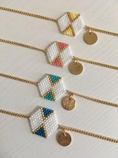 Seed Bead Earrings, Beaded Earrings, Beaded Bracelets, Seed Beads, Beaded Jewelry Patterns, Bracelet Patterns, Jewelry Crafts, Handmade Jewelry, Bead Jewelry
