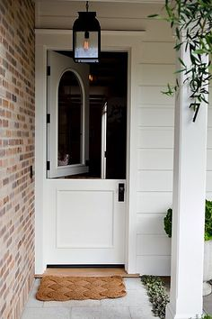 1000 Ideas About Dutch Door On Pinterest Front Doors Barn Doors And Scree
